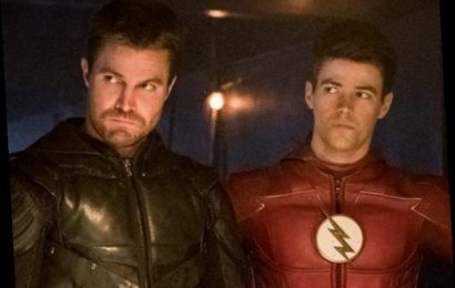 Grant Gustin and Stephen Amell Speak Out After Hartley Sawyer's Firing