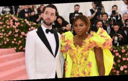 Serena Williams 'Proud' Of Husband Alexis As He Resigns From Reddit To Make Way For Black Candidate