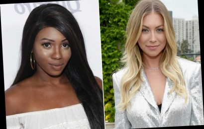 Stassi Schroeder dropped by brands after calling police on Faith Stowers
