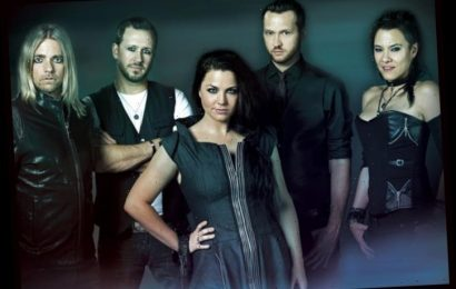Evanescence Share Stripped-Back Cover Of 'Cruel Summer'