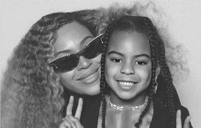 Beyonce and Jay-Z's daughter Blue Ivy, 8, wins BET Award