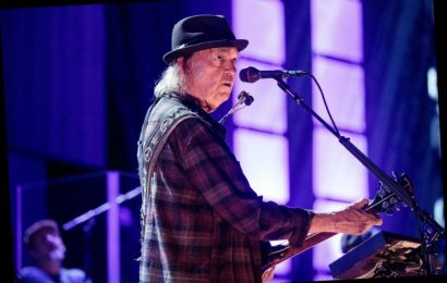 Neil Young Takes on Donald Trump in New 'Fireside Session' Acoustic Concert
