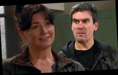 Emmerdale spoilers: Major clue Cain Dingle and Moira Barton will reunite 'revealed'