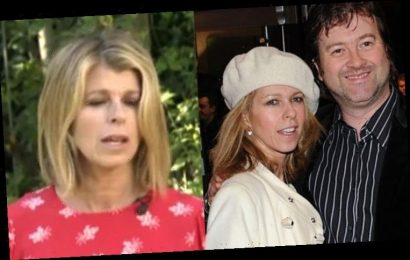 Kate Garraway's husband Derek 'opens eyes' as he wakes up from COVID-19 coma
