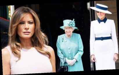 Melania Trump 'uses Queen as role model' to be 'successful and high-status' leader
