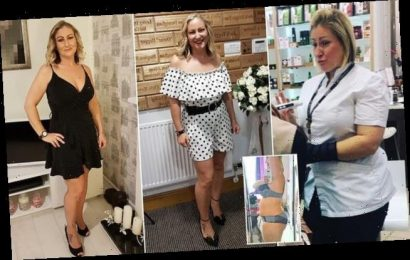 Woman drops three sizes in five weeks with £7.99 hypnosis app