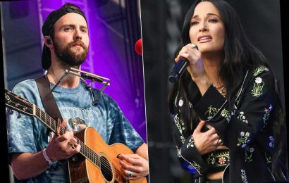 Singers Kacey Musgraves And Ruston Kelly File For Divorce