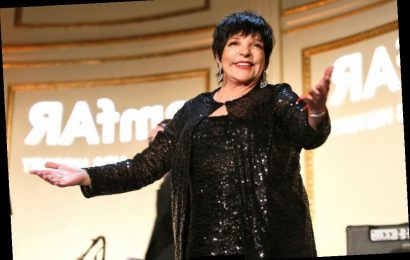 Liza Minelli's 4th Wedding Cost $3.5M and Had a 6-Foot Tall Cake