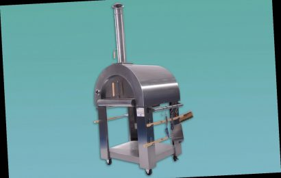 Aldi is selling a stainless steel pizza oven for your garden – but it has a hefty price tag