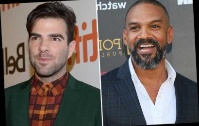The Walking Dead creator announces new superhero show Invincible starring Zachary Quinto and Khary Payton