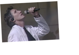 Flashback: See Roger Waters, Van Morrison, the Band Play Pink Floyd's 'Comfortably Numb' in 1990
