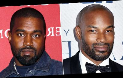 Tyson Beckford Believes Kanye West Is 'Not Ready' to Be President