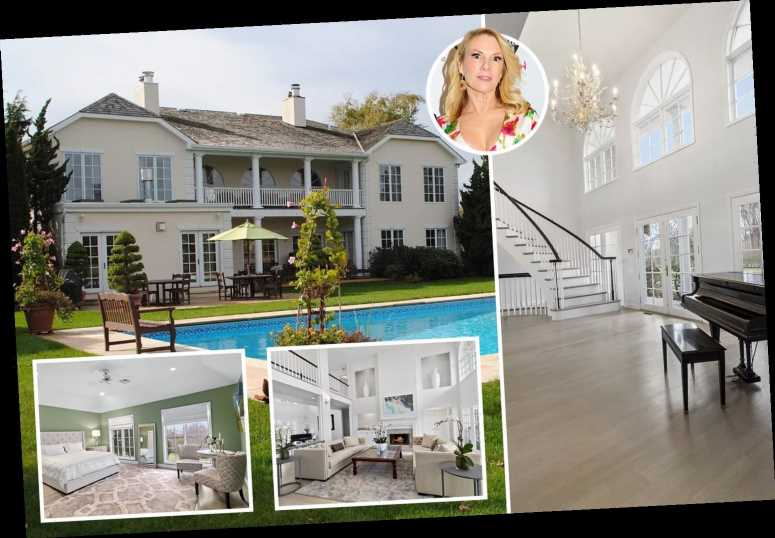 Inside RHONY's Ramona Singer's Hamptons mansion featuring six bedrooms, piano lounge and staff quarters – The Sun