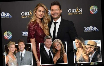 Inside Ryan Seacrest's sad dating life after breakups from exes Shayna Taylor and Julianne Hough – The Sun