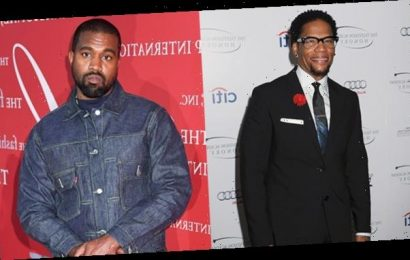 D.L. Hughley Shades Kanye West's Support For President: You Can't Be 'Humane & A Black Trump Supporter'