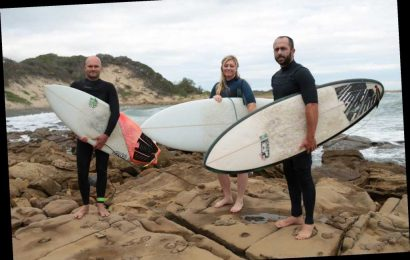 Surfers Share Their Shark Attacks Stories and Why They Are Still Surfing for SharkFest