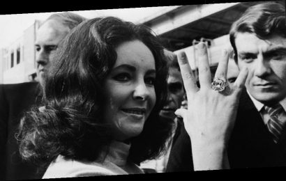 The truth about Elizabeth Taylor's massive jewelry collection