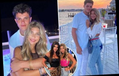 RHONJ's Teresa and Joe Giudice's daughter Gia debuts new boyfriend after nose job as she gushes 'summer nights with you' – The Sun