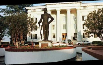 Jackson, Mississippi, votes to move statue of Andrew Jackson from City Hall