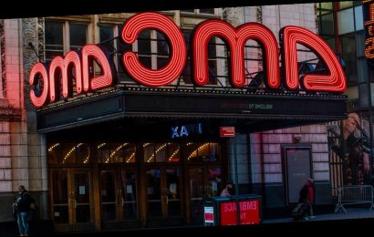 AMC Theater Reopening Delayed Yet Again
