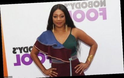 Tiffany Haddish Insists She's Not 'Losing' Her Mind After Chopping Her Hair on IG Live