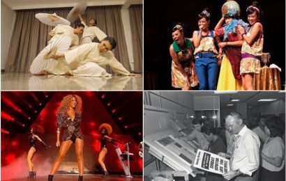 #Stayhome guide for Monday: Watch a visual dance piece, go behind the scenes in Beauty World and more