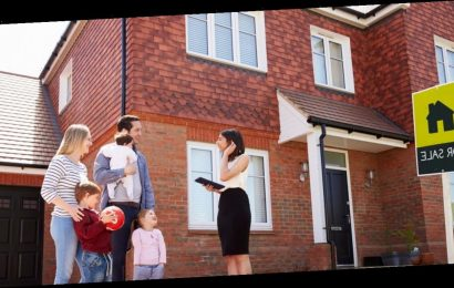 Money-saving tips for first-time buyers looking to get on property ladder now