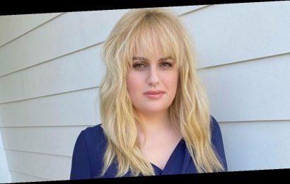 Rebel Wilson wows fans in skintight dress as she shares weight loss milestone