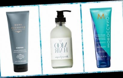 Six best shampoos for every hair concern