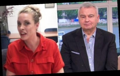 Eamonn Holmes reacts to correction from This Morning viewer after Coronation Street mix-up