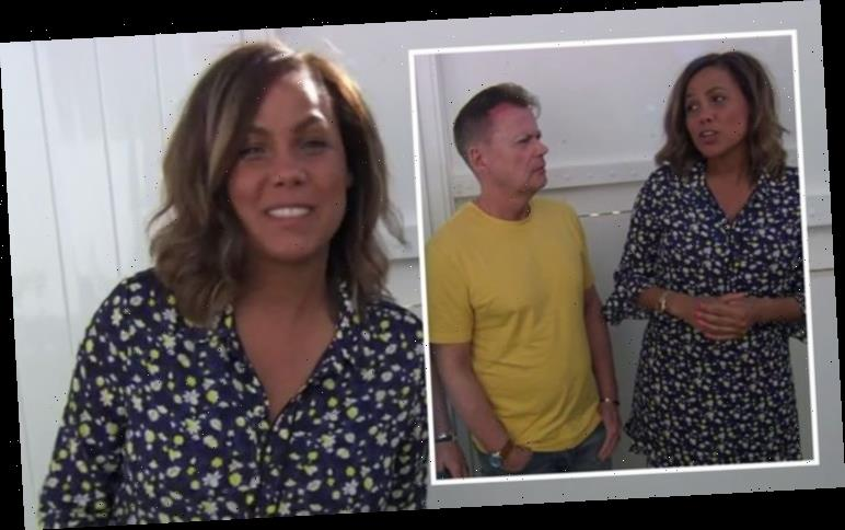 A Place in the Sun couple clash with host Jean Johansson over property: 'No point!'