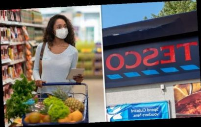 Tesco announces new solution for customers who go to stores without a face mask