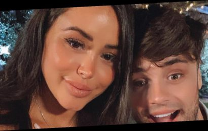 Geordie Shore's Marnie Simpson engaged as Casey Johnson pops the question
