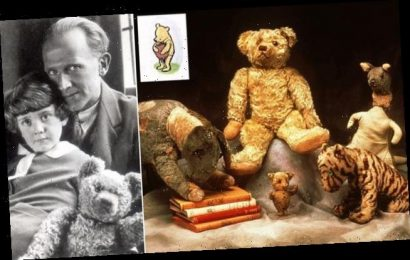 GYLES BRANDRETH: Let's bring Winnie-the-Pooh & Co back from New York