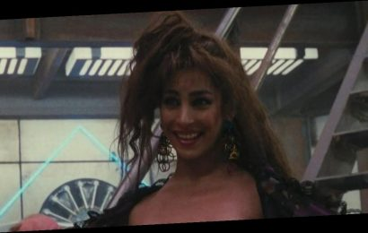 Total Recall's 'three-boobed alien hooker' haunted by nude scene and quit acting