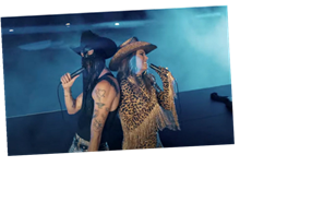 Orville Peck And Shania Twain Are A Dreamy Drive-In Duo In 'Legends Never Die' Video
