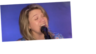 Your Goosebumps Will Have Goosebumps After Hearing Kelly Clarkson Cover Billie Eilish