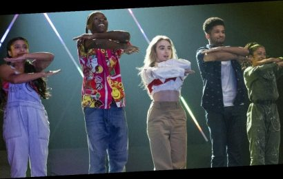 Is Sabrina Carpenter Really Dancing in Work It? You Better Believe It