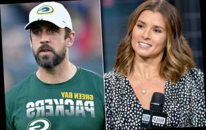 Danica Patrick responds to 'failed dating' criticism after Aaron Rodgers split