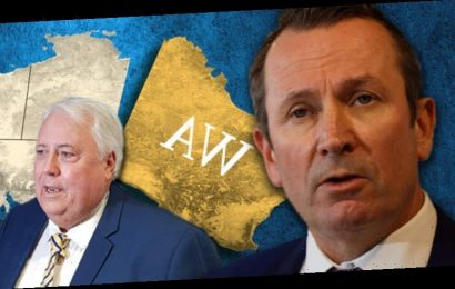 Clive Palmer seeks $30 billion from WA government over iron ore dispute