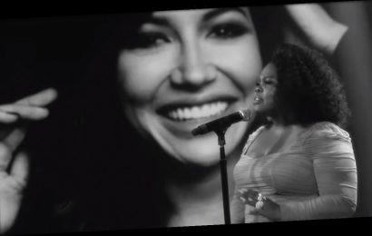 Amber Riley Delivers Stunning Tribute Performance for Naya Rivera