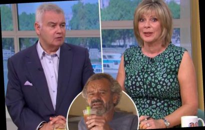 Eamonn Holmes forced to apologise as second guest in a week swears live on air after swigging cocktail at 10.50am