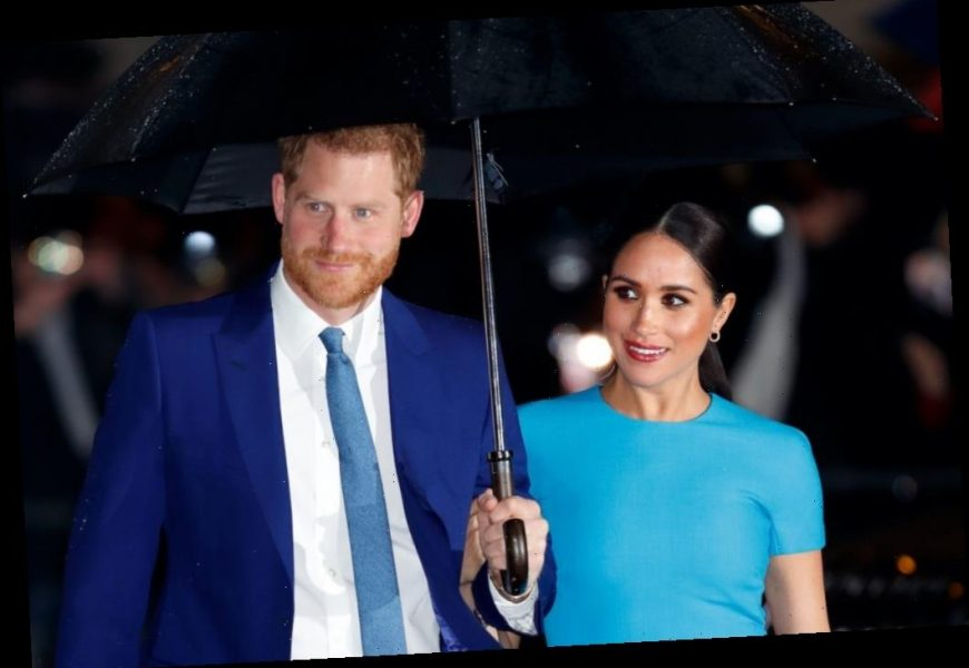 Are Meghan Markle and Prince Harry at Risk of Losing Their HRH Titles?