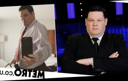 The Chase's Mark Labbett shows off 5-stone weight loss after suspected Covid
