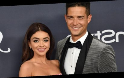 Wells Adams and Sarah Hyland Celebrate Their Would-Be Wedding Day on Instagram