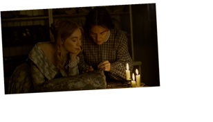 Kate Winslet & Saoirse Ronan Find Love & Fossils In The 'Ammonite' Trailer