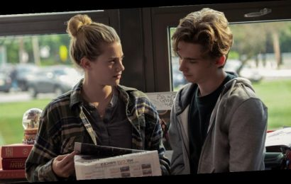 'Chemical Hearts' Review: Lili Reinhart and Austin Abrams Headline a Superficially Sensitive Teen Romance