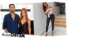 Millie Mackintosh 'shocked and saddened' to learn baby girl has hip dysplasia