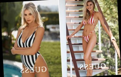 Charlotte McKinney looks to earn her stripes as she launches a YouTube channel