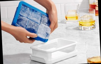 Chill Your Drink In Style With The Best Ice Cube Trays For Cocktails